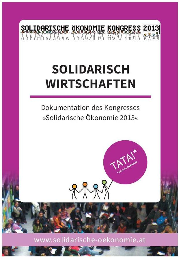 Cover der Kongressdokumentation 2013